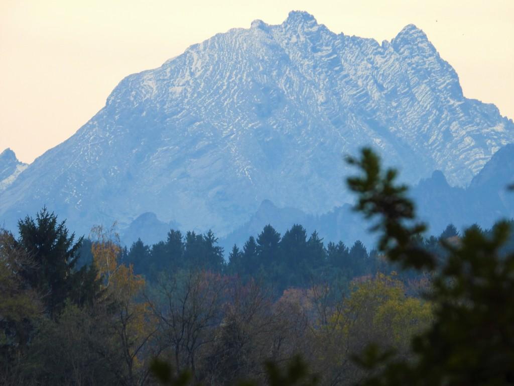 Salzburger Alpen - Foto: Nadia Baumgart